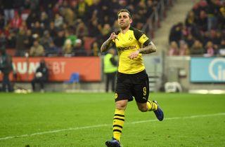 Stærke Dortmund fortsatte sejrsstimen
