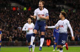 Tottenham-boost: Harry Kane gør comeback