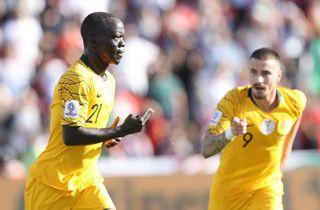 Socceroos satser på varm FCM'er