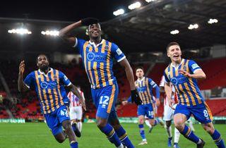League 1-klub i vildt comeback mod Stoke