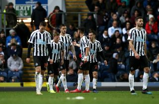 Newcastle er videre med slid og slæb