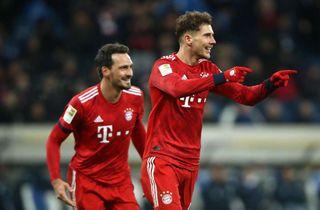 Goretzka lynede dobbelt i ny Bayern-sejr
