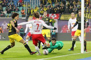 Dortmund triumferede i intenst danskerbrag
