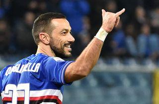 Vilde Quagliarella og andre Serie A-konger