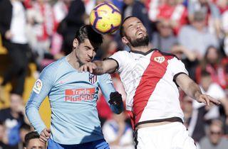 Offensivt sats gav pote for Atletico i derby