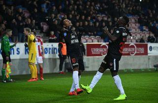 FC Midtjylland trak det længste strå mod AaB