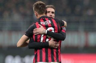 Skarpe Milan smadrede Empoli efter pausen