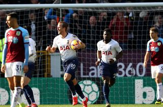 Comeback-Kane lynede i Tottenham-flop