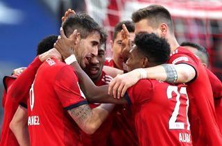 Bayern lagde pres på Dortmund med sejr