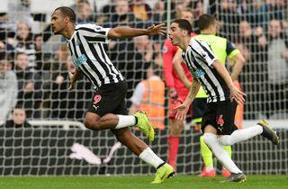 Newcastle dukkede håbløse Huddersfield