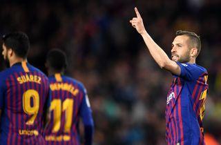 Alba-scoring sendte Barca tættere på titlen