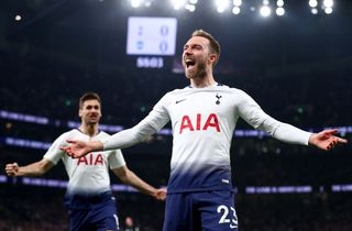 Spurs-boss: Der er stor interesse for Eriksen