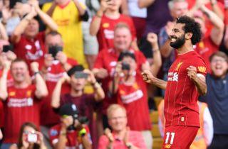Ustyrlige Salah sikrede sejr mod Arsenal