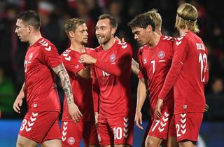 Overblik: Sådan kommer Danmark til EM