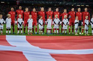 Bekræftet: Danmark møder England til marts