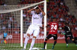 Real Madrid dukket af oprykkerne Mallorca