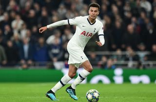 FA sigter Dele Alli for coronavirus-video