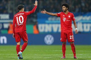 Fuld spilletid til Eriksen da Bayern slog Spurs