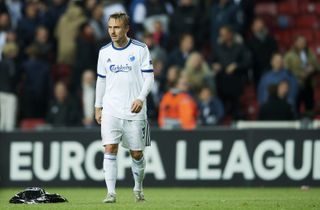 Bengtsson: Kan ikke spille defensivt i Parken