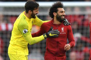Liverpool og Barca jagter sejre i topkampen