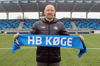 Auri Skarbalius er ny træner i HB Køge