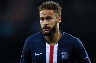 Neymar i hopla da PSG kørte Galatasaray over