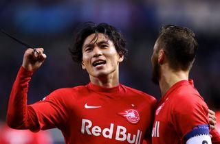 Salzburg bekræfter: Forhandler med Liverpool