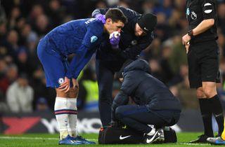 Lampard frikender AC: Han brækkede næsen