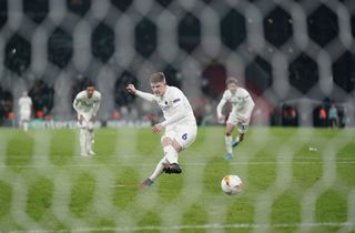 Jens Stage koksede straffe: FCK fik uafgjort