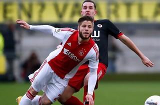 Ajax sk�d med blankt mod Heracles