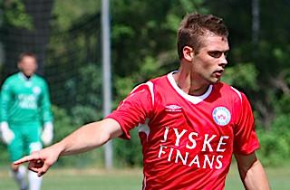 Jim Larsen f�r fire �r i Rosenborg
