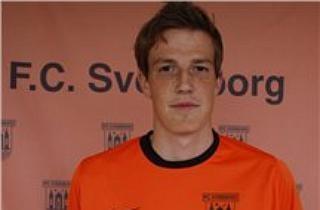 FC Skanderborg s� r�dt i Svendborg