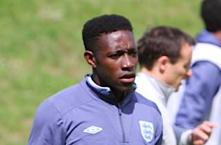 Skadet duo med for England
