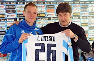 Matti Lunds tr�ner kvitter jobbet
