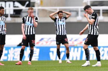 Newcastles Schär-appel afvist: Ude i tre kampe