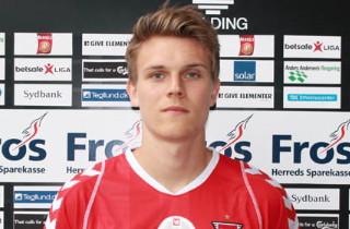 Vejle Kolding køber Nicolaj Agger