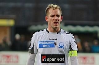 Martin Thomsen vender hjem til Skive