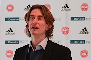 Thomas Frank ny cheftr�ner i Br�ndby