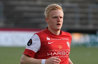 Jonas Thomsen tilbage i divisionerne