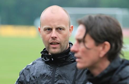 Claus Nørgaard ny cheftræner i SønderjyskE