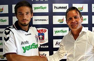 Officielt: Alexander Juel til AGF