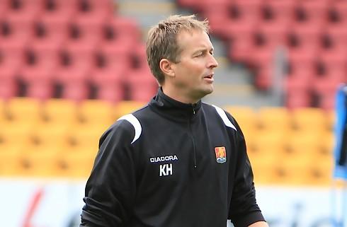 Hjulmand stopper i FC Nordsjælland