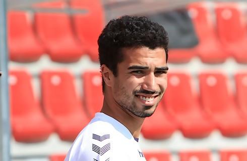 Akharraz træner med i 2. divisions-klub