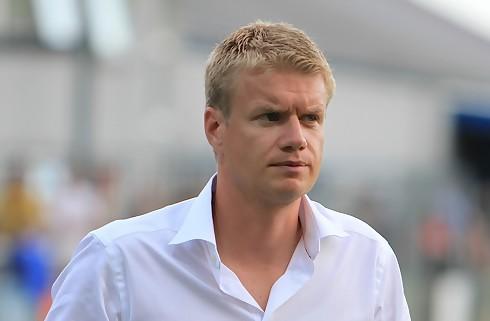Johan Lange stopper i Lyngby