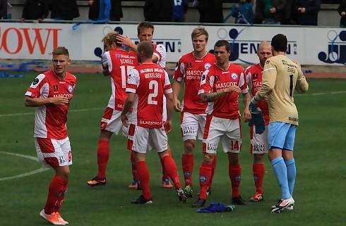 Silkeborg skriver to år med midtbanetalent