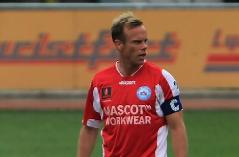 33-årige Frank Hansen stopper karrieren