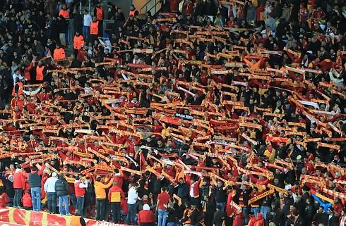 Galatasaray snublede fælt mod bundhold