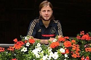 Lasse Schöne årets spiller i Ajax
