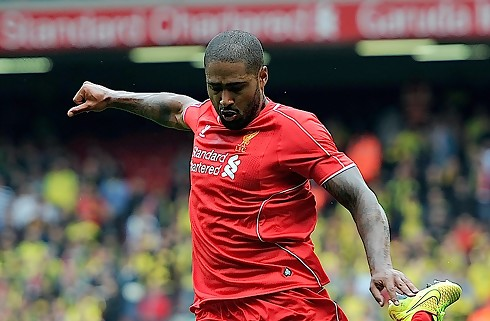 Officielt: Stoke snupper Glen Johnson