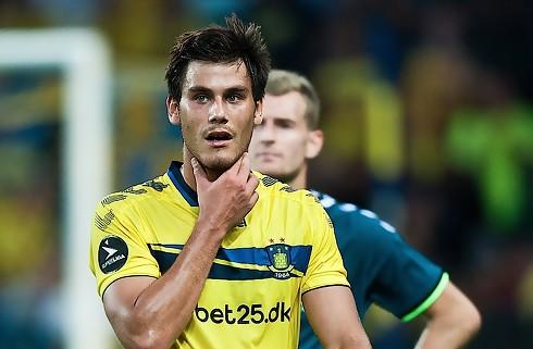 Dario Dumic udlejes til NEC Nijmegen